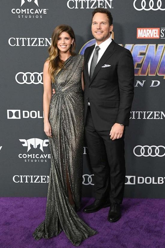 """Dàn siêu anh hùng quyền lực trên thảm tím """"Avengers: Endgame"""" - Ảnh 12"""