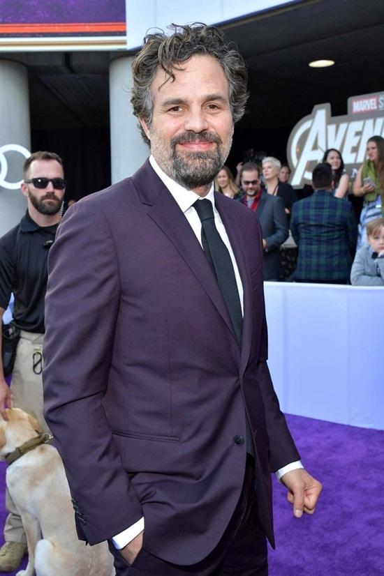 """Dàn siêu anh hùng quyền lực trên thảm tím """"Avengers: Endgame"""" - Ảnh 5"""
