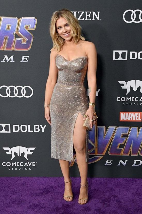 """Dàn siêu anh hùng quyền lực trên thảm tím """"Avengers: Endgame"""" - Ảnh 4"""