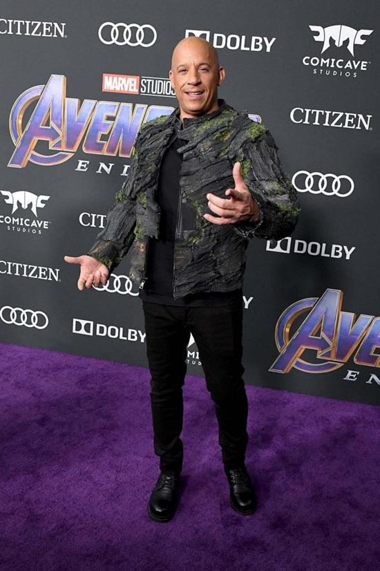 """Dàn siêu anh hùng quyền lực trên thảm tím """"Avengers: Endgame"""" - Ảnh 14"""