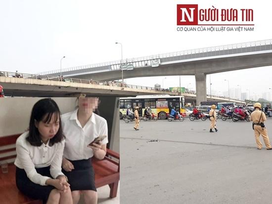 Khởi tố vụ nữ tài xế Mercedes gây tai nạn liên hoàn ở Mai Dịch, Hà Nội - Ảnh 1