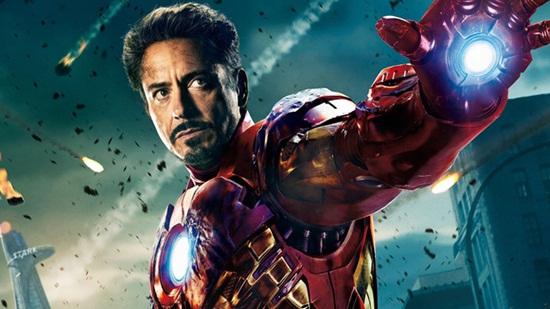 """""""Iron Man"""" Robert Downey Jr. - gã trai hư nghiện ngập đến siêu anh hùng được yêu mến nhất Marvel - Ảnh 1"""
