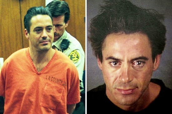 """""""Iron Man"""" Robert Downey Jr. - gã trai hư nghiện ngập đến siêu anh hùng được yêu mến nhất Marvel - Ảnh 4"""