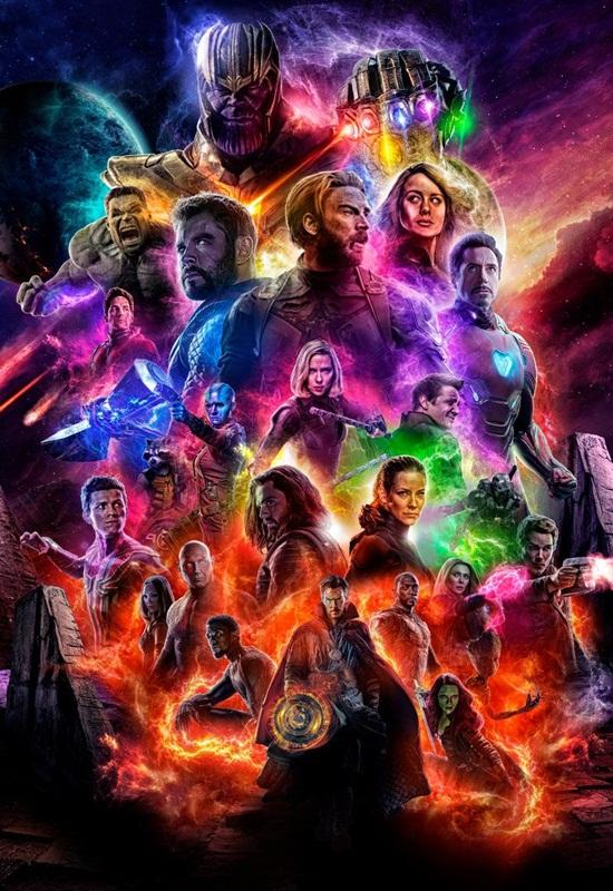 """""""Avengers: Endgame"""": Fan xếp hàng từ nửa đêm để xem phim, phá kỷ lục doanh thu tại Trung Quốc - Ảnh 1"""
