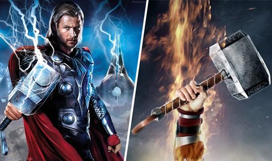 Ngoài Thor, nhân vật nào có thể nhấc được búa thần Mjolnir? - Ảnh 1
