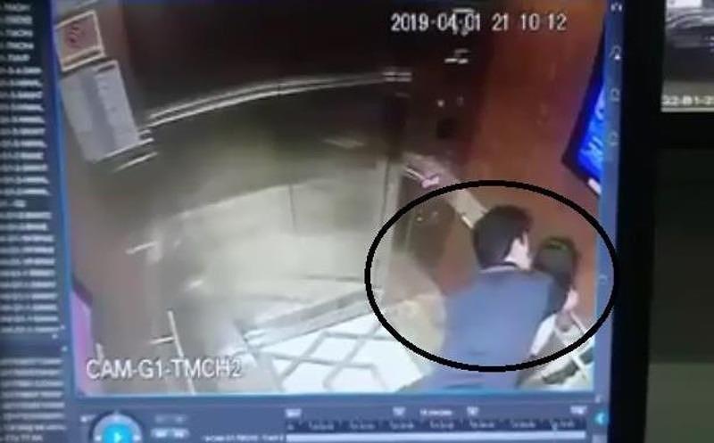Vụ bé gái nghi bị sàm sỡ trong thang máy: Hàng xóm của người đàn ông sững sờ khi biết sự việc - Ảnh 2