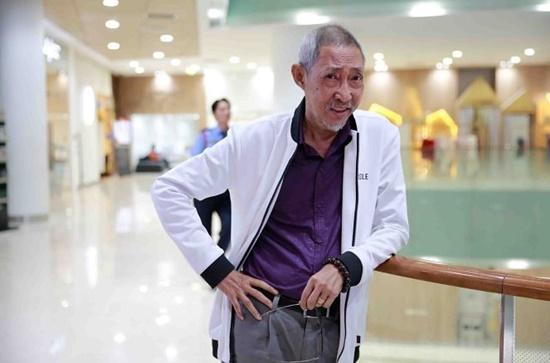 Bệnh tình nghệ sĩ Lê Bình trở nặng, bị liệt nửa người, phải nhập viện điều trị - Ảnh 2