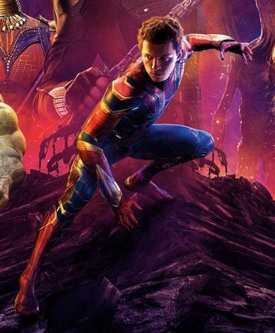 """""""Lịch sử đen tối"""" khiến """"Nhện nhọ"""" Tom Holland không được biết kịch bản """"Avengers: Endgame"""" - Ảnh 1"""