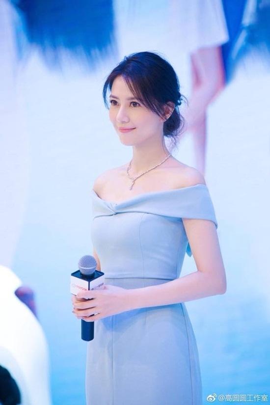 Cao Viên Viên - Triệu Hựu Đình thông báo có con đầu lòng, fan rối rít chúc mừng - Ảnh 2