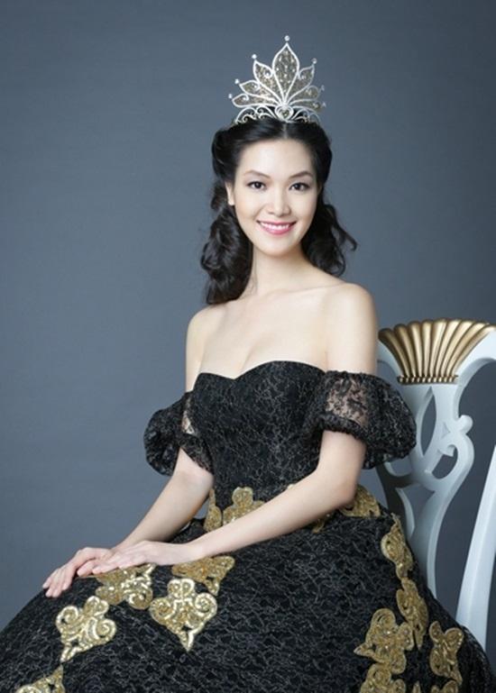 Hoa hậu Thùy Dung xuất hiện với nhan sắc không tỳ vết sau 11 năm đăng quang - Ảnh 8