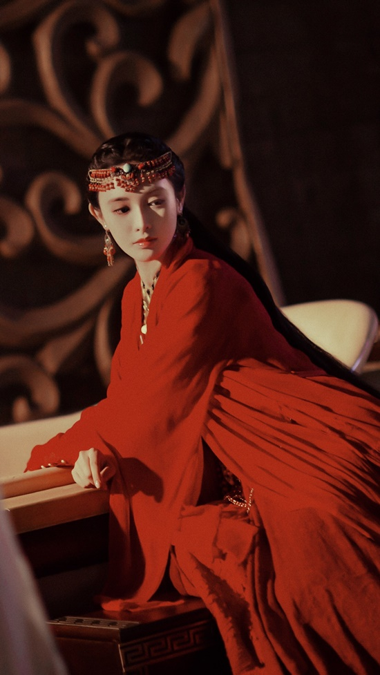 Nhan sắc loạt nữ thần cổ trang thế hệ mới của màn ảnh Hoa ngữ - Ảnh 3