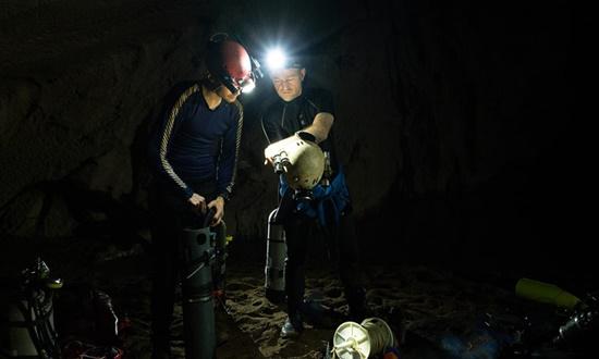 Bí ẩn mới của hang Sơn Đoòng được nhóm thợ lặn từng giải cứu đội bóng Thái Lan phát hiện - Ảnh 2