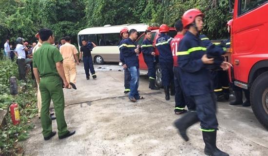 Vụ xe chở đoàn khách Singapore gặp nạn khi đổ đèo Bạch Mã: Sức khỏe các nạn nhân đã ổn định - Ảnh 2