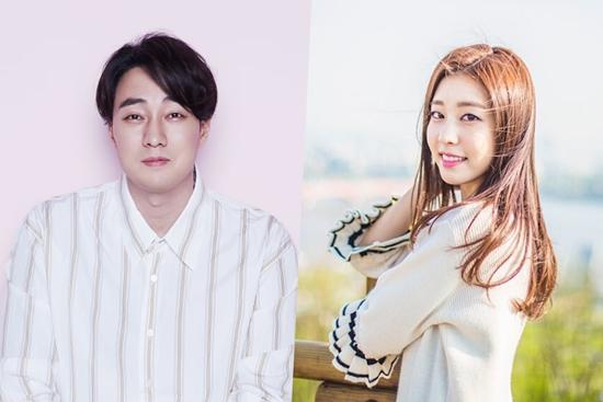 So Ji Sub hẹn hò nữ MC kém 17 tuổi Cho Eun Jung - Ảnh 1