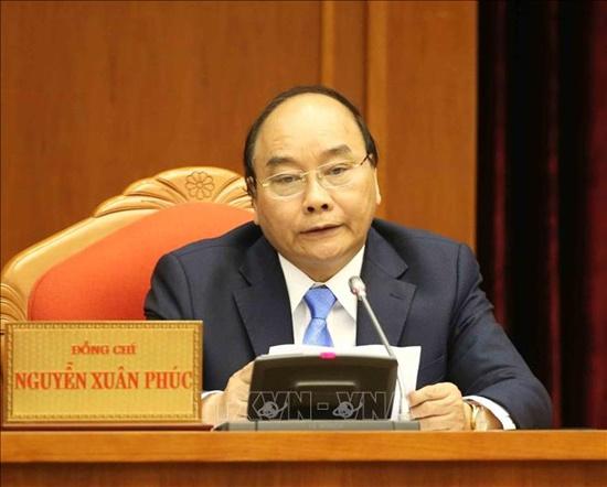 Bế mạc Hội nghị lần thứ 10 Ban Chấp hành Trung ương Đảng Cộng sản Việt Nam khóa XII - Ảnh 5