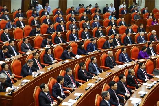 Bế mạc Hội nghị lần thứ 10 Ban Chấp hành Trung ương Đảng Cộng sản Việt Nam khóa XII - Ảnh 7