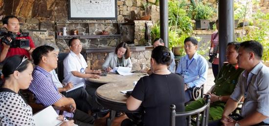 Xác nhận thông tin resort ở Vũng Tàu bán 150.000 đồng/quả dừa - Ảnh 1