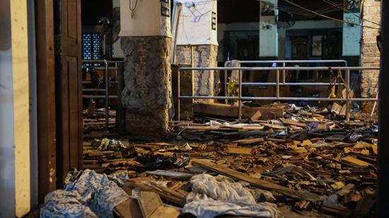 Xác định thủ phạm vụ đánh bom ở Sri Lanka, gồm cả con nhà tài phiệt - Ảnh 2