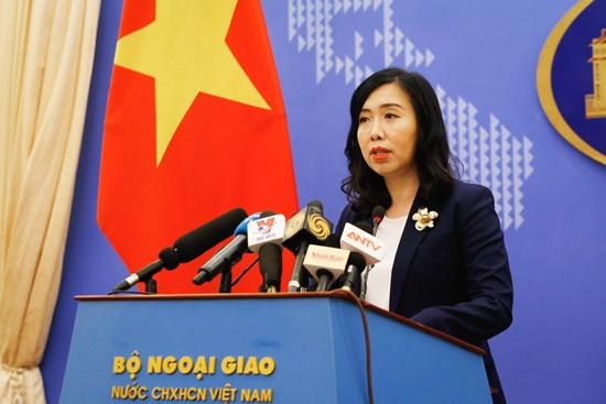 Việt Nam phản đối Trung Quốc tổ chức đua thuyền buồm tại Hoàng Sa - Ảnh 1