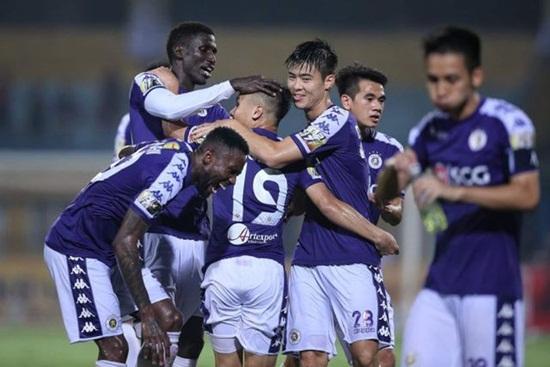 Lịch thi đấu vòng 11 V-League 2019: Hà Nội FC làm khách ở sân Thiên Trường - Ảnh 1