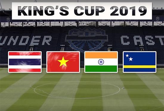 Tin tức thể thao mới nóng nhất hôm nay 25/5/2019: VTC chính thức có bản quyền King's Cup 2019 - Ảnh 1