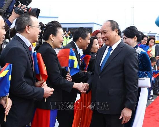 Thủ tướng Nguyễn Xuân Phúc bắt đầu thăm chính thức Vương quốc Thụy Điển - Ảnh 3