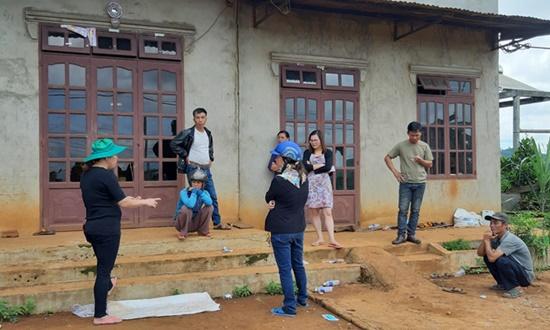 Vụ 3 bà cháu bị sát hại ở Lâm Đồng: Hàng xóm hãi hùng vì hành động của nghi can - Ảnh 1