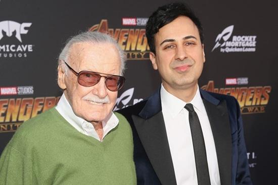 """Quản lý cũ Stan Lee bị bắt, hé lộ cuối đời đau xót của """"ông trùm"""" Marvel - Ảnh 1"""
