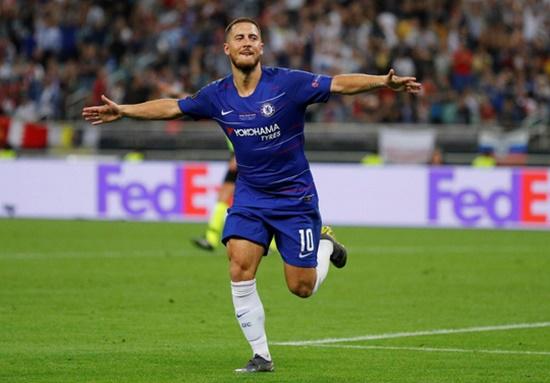 """Chelsea """"hủy diệt"""" Arsenal 4-1, lên ngôi Europa League ở Baku - Ảnh 2"""