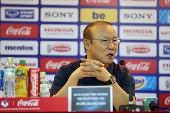 HLV Park Hang-seo thừa nhận sai lầm khi nhận lời dự King's Cup 2019 - Ảnh 1