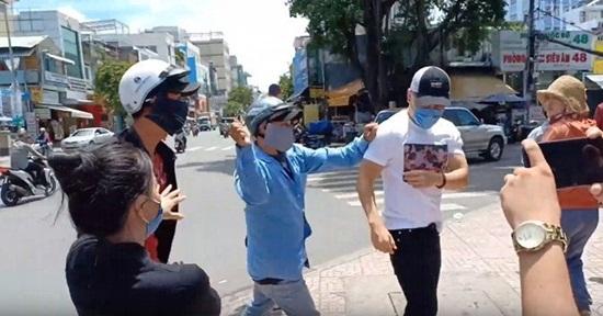 Vụ Lê Dương Bảo Lâm bị đánh khi đi phát cơm: Công an nói điều bất ngờ - Ảnh 1