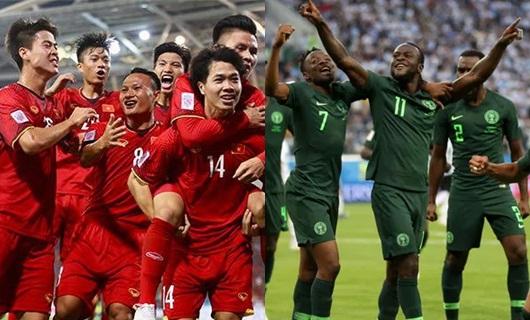 Tin tức thể thao mới - nóng nhất hôm nay 11/6/2019: Tuyển Việt Nam có cơ hội gặp đội bóng hạng 42 FIFA - Ảnh 1