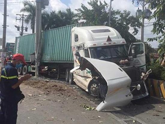 Vụ tai nạn khiến 5 người chết ở Tây Ninh: Cả nhà đang trên đường đi khám bệnh - Ảnh 2