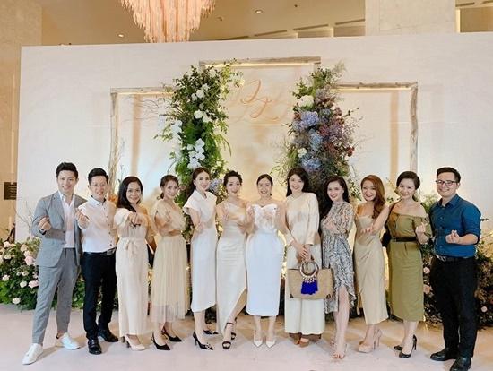 """Tin tức giải trí mới nhất ngày 15/6/2019: Dàn sao Việt """"khủng"""" chúc mừng đám cưới MC Phí Linh - Ảnh 2"""