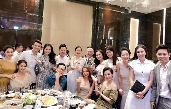 """Tin tức giải trí mới nhất ngày 15/6/2019: Dàn sao Việt """"khủng"""" chúc mừng đám cưới MC Phí Linh - Ảnh 3"""