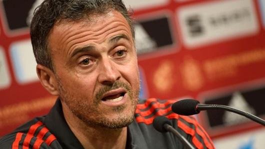 Luis Enrique bất ngờ từ chức HLV trưởng tuyển Tây Ban Nha - Ảnh 1