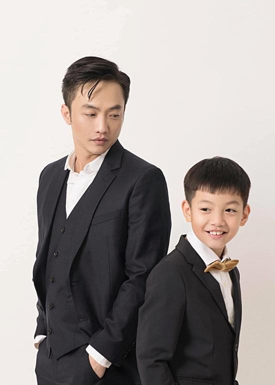 Đàm Thu Trang đăng ảnh thân mật, chúc mừng sinh nhật con trai Cường Đô la - Ảnh 2
