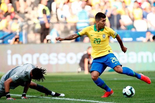 Tin tức thể thao mới nóng nhất hôm nay 23/6/2019: Brazil vào tứ kết Copa America 2019 - Ảnh 1