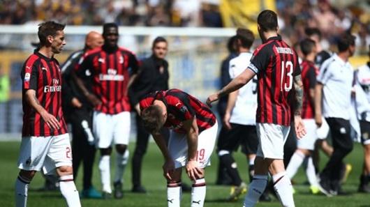 AC Milan chính thức bị cấm dự cúp châu Âu, mất suất Europa League - Ảnh 1