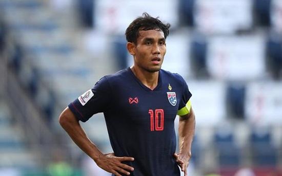 Đội trưởng tuyển Thái Lan trước thềm King's Cup: Chiến đấu với Việt Nam vì phẩm giá - Ảnh 1