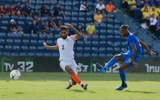 Curacao vào chung kết King's Cup 2019, chờ gặp đội chủ nhà Thái Lan - Ảnh 1