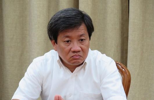 Ông Đoàn Ngọc Hải vẫn có tên trong lịch công tác của UBND quận 1 - Ảnh 1