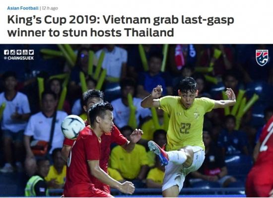Truyền thông châu Á nói gì về chiến thắng của Việt Nam trước Thái Lan? - Ảnh 1