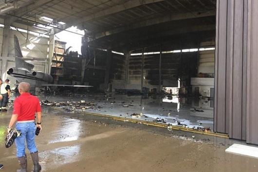 Mỹ: Máy bay rơi ở Texas, 10 người thiệt mạng - Ảnh 1