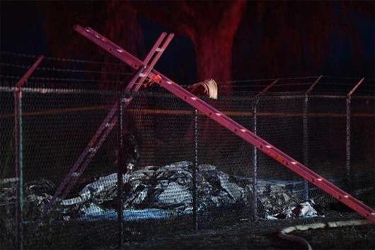 Mỹ: Máy bay rơi ở Texas, 10 người thiệt mạng - Ảnh 2