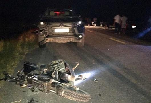 Vụ tai nạn làm 3 em nhỏ tử vong ở Hà Tĩnh: Lời khai ban đầu của tài xế xe 7 chỗ - Ảnh 1