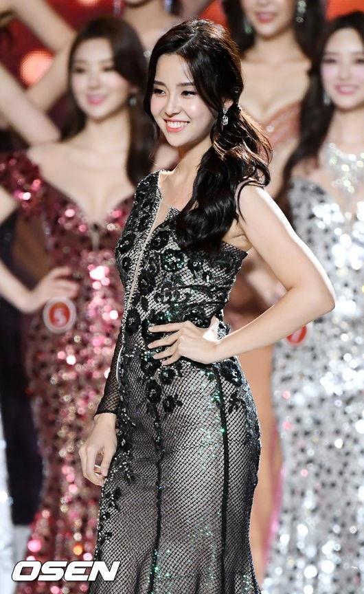 """Tân Hoa hậu Hàn Quốc vừa được ca ngợi nhan sắc nữ thần đã bị """"quay lưng"""" vì thân thế - Ảnh 2"""