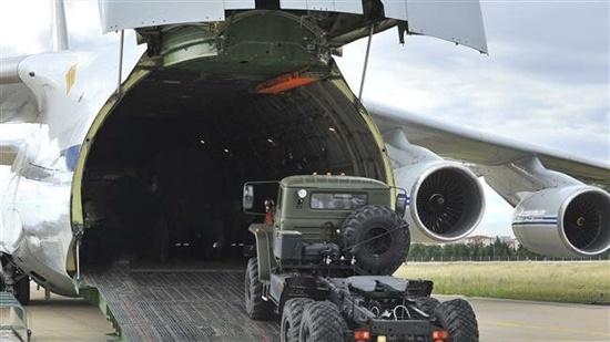 Thổ Nhĩ Kỳ chính thức tiếp nhận lô S-400 đầu tiên từ Nga - Ảnh 1