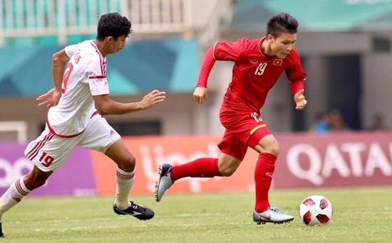 Truyền thông UAE nhận định tuyển Việt Nam là đối thủ cạnh tranh ngôi đầu bảng - Ảnh 1