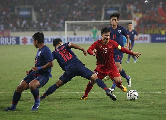 Vòng loại World Cup 2022: Tuyển Việt Nam gặp bất lợi ngay trận ra quân đấu Thái Lan - Ảnh 1